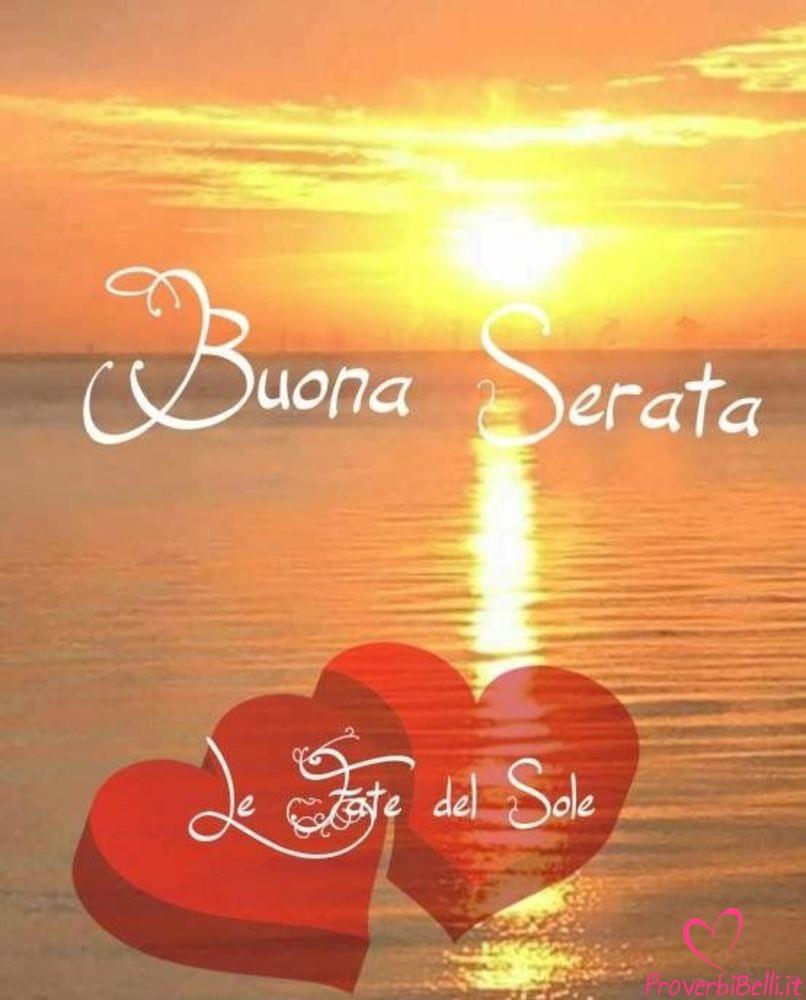 Belle immagini per whatsapp Buonasera