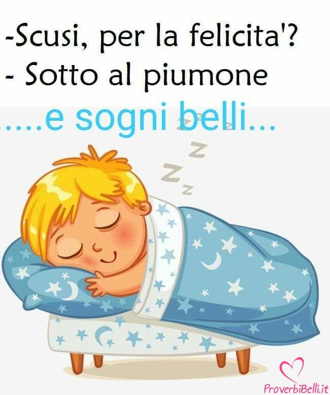 Buonanotte per Facebook Whatsapp