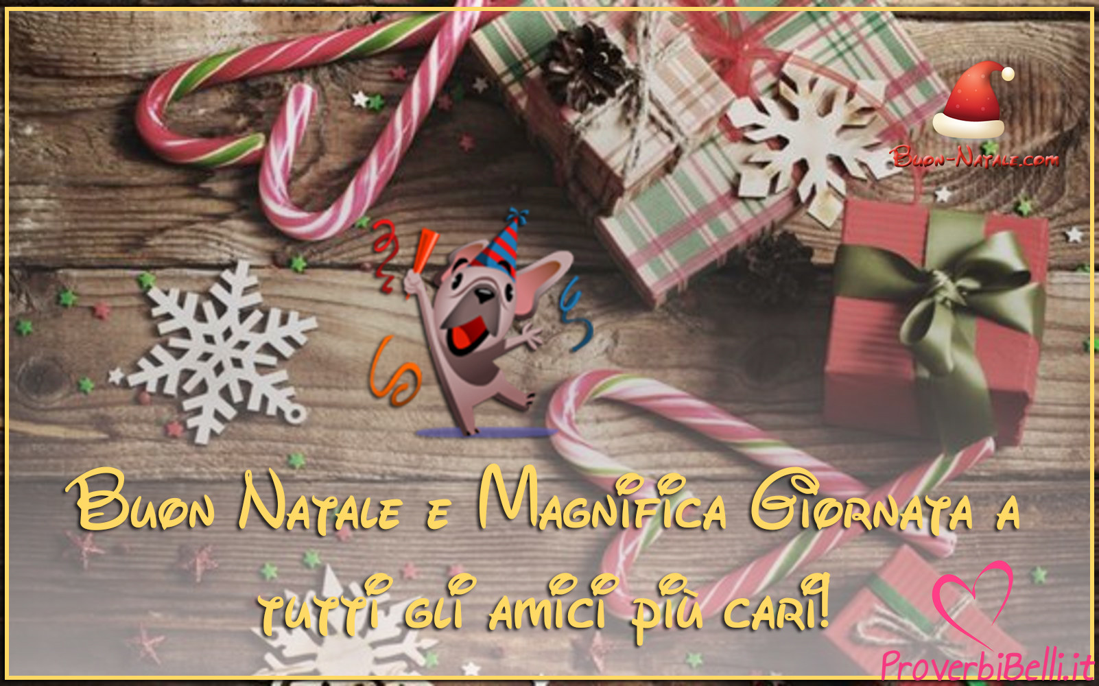 Immagini Belle Buon Natale da Mandare su Whatsapp