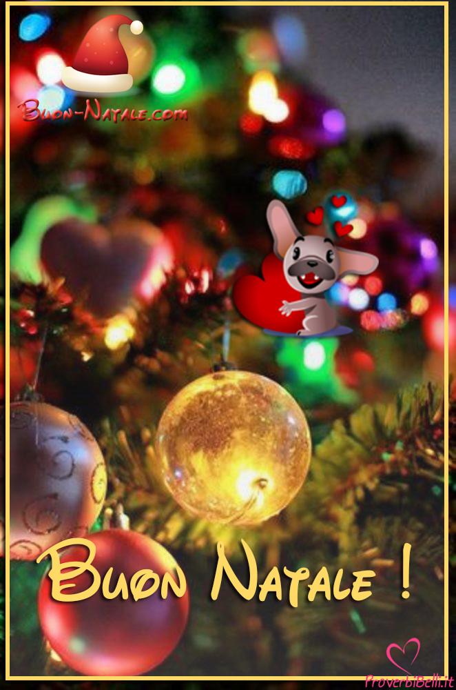 Immagini di Buon Natale per Whatsapp