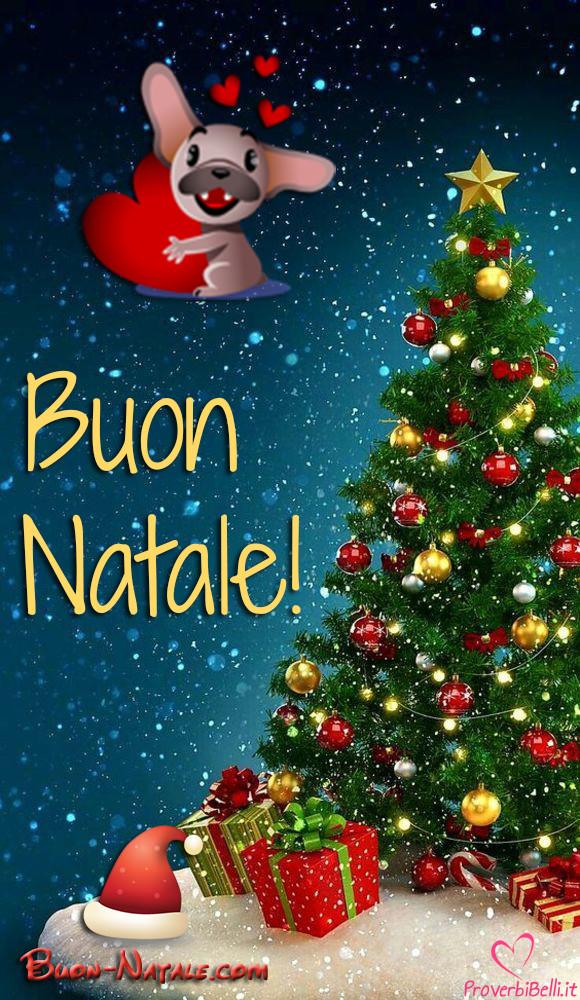 Immagini per Facebook Whatsapp Buon Natale
